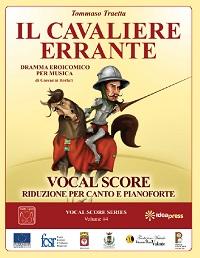 Cavaliere erranteVocal Score
