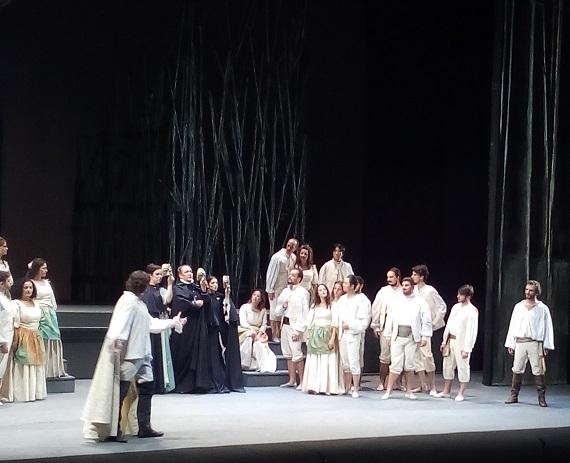 W Mozart, La Lirica, I Giovani