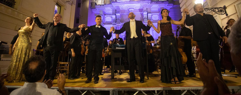 Il Gran Galà dell'Opera Lirica Italiana al Teatro di Cartagine Venerdì 23 agosto ore 22.00